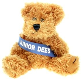 15 cm Sparkie Jointed Bear with Sash