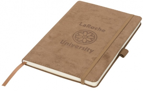 A5 Suede Notebook
