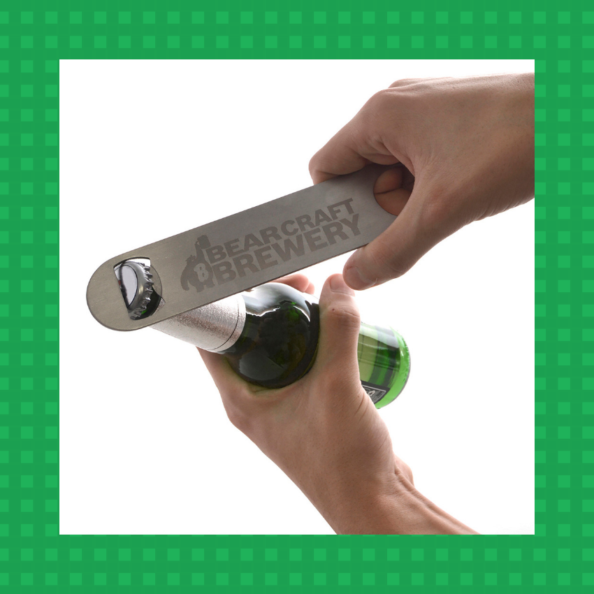trade show giveaway bottle opener