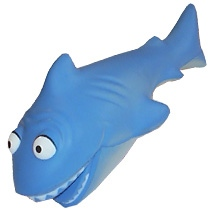 Happy Shark Stress Toy