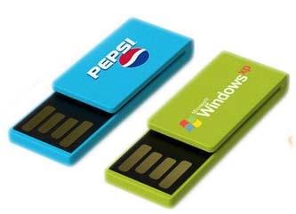 Executive Paper Clip USB Flash Drive