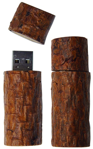 Log USB Flash Drive