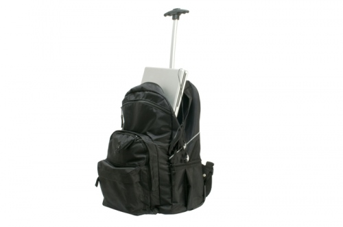 Backpack on Wheels