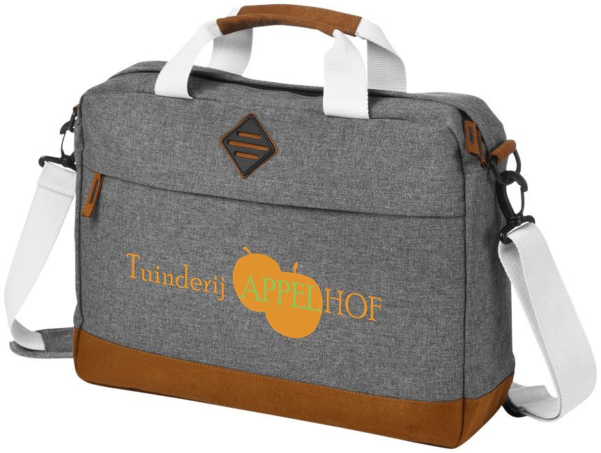 """Echo 15,6"""" Laptop And Tablet Conference Bag"""