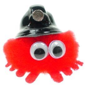 Fire Chief Logo Bug
