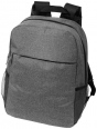 "Hoss Heathered 15.6"" Laptop Backpack 4"