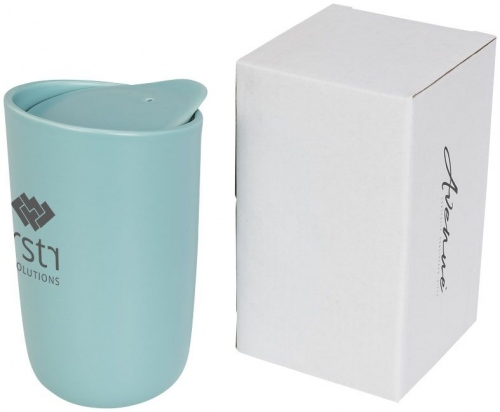 Mysa 410 ML Double Wall Ceramic Tumbler