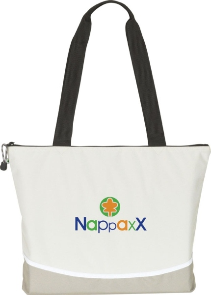 Indispensable Zippered Tote Eco