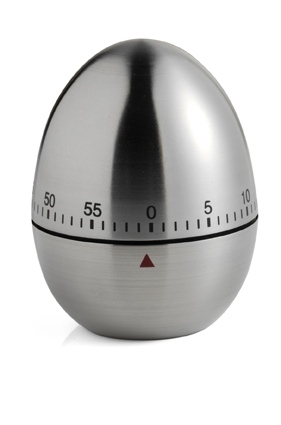 Deluxe Metal Kitchen Timer