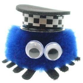 Traffic Cop Logo Bug