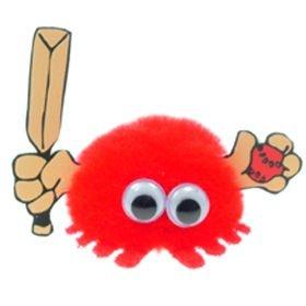 Cricket Handy Logo Bug
