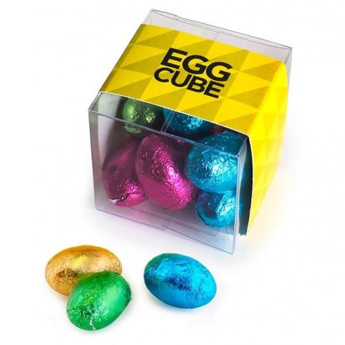 Easter Egg Cube