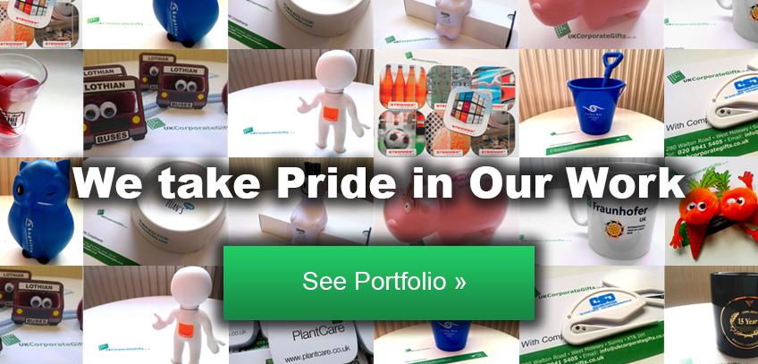 Promotional Products Portfolio