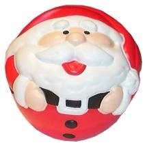 Santa Stress Toy