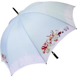 Eclipse Black Umbrella