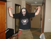 Promotional T-Shirts With Reversible Design Cause a Zombie Frenzy at Comic Con #CleverPromoGifts