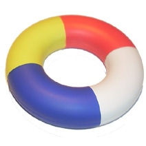 Life Ring Stress Toy