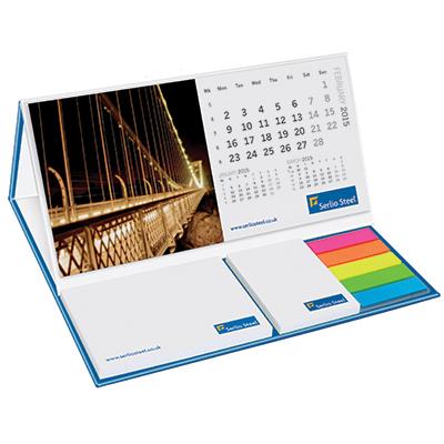 Calendar Pod with Sticky Notes