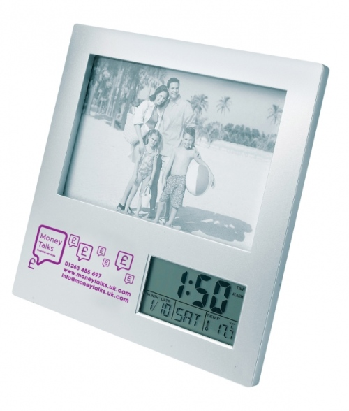 Photo Frame Clock