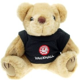 20 cm Honey Jointed Bear in a T-Shirt