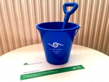 Promotional Bucket and Spade Brings Summer Closer #ByUKCorpGifts