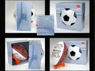 Promotional Football Achieves its Goal of Forging New Business Relationships for NFL #CleverPromoGifts