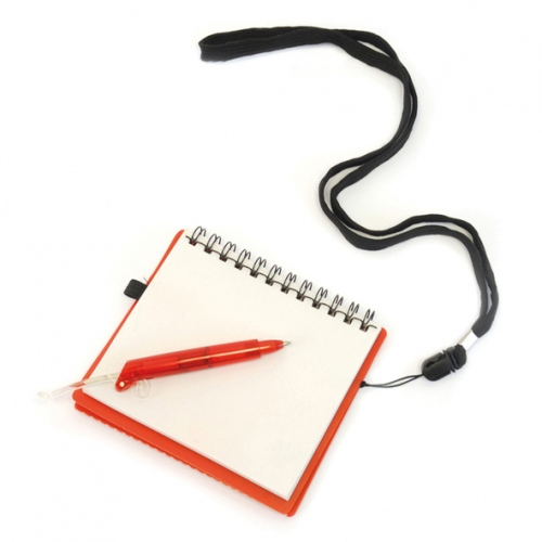 Vivo Lanyard Note Pad