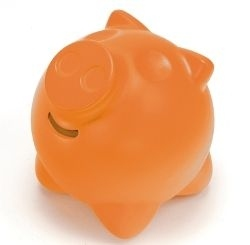 Smiley Pig Moneybox