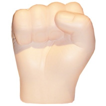 Fist Shut Stress Toy