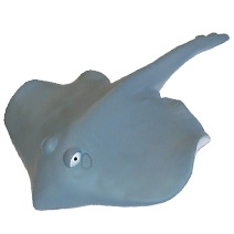 Manta Ray Stress Toy