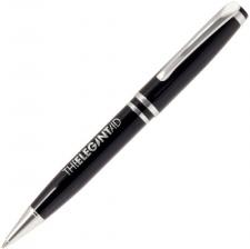 Valentino Noir Ballpoint Pen