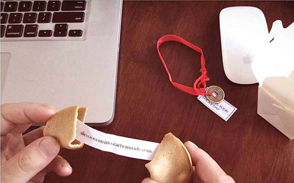 Promotional Fortune Cookies Improve the Fortunes of a Jobseeker in Sydney #CleverPromoGifts