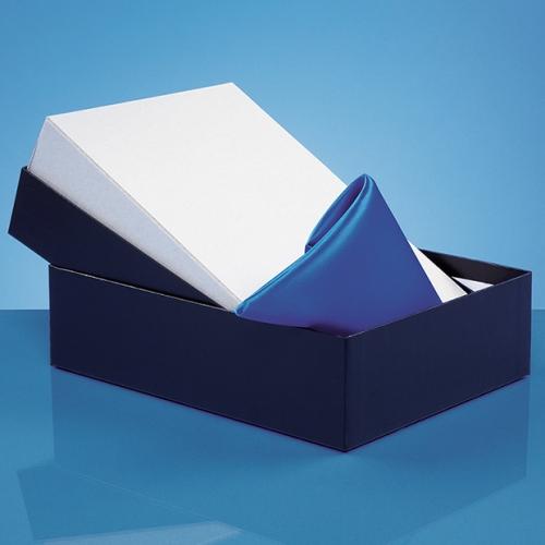 Universal 2 Glass/Award Satin Lined Presentation Box