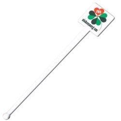 Square Swizzle Stick