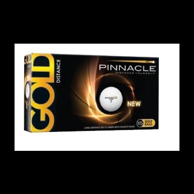 Pinnacle Gold Distance Ball