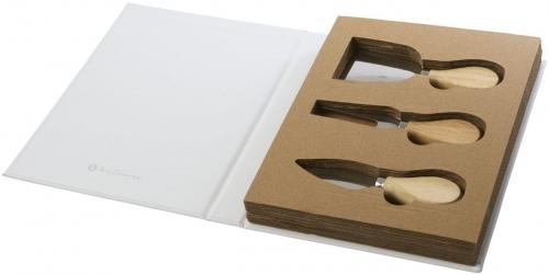 Nantes 3-Piece Cheese Gift Set