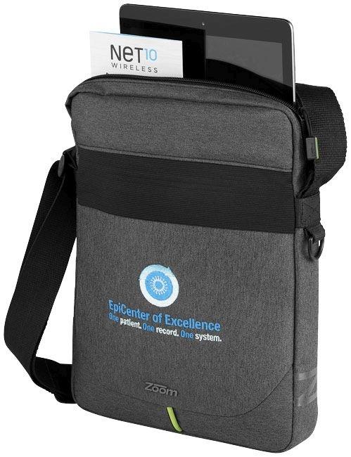 Power-Stretch Tablet Messenger Bag