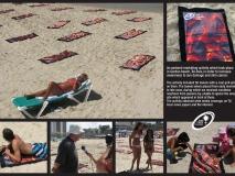 Promotional Towels Raise Awareness about Sun Damage #CleverPromoGifts