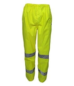 High Visibility Site Trousers