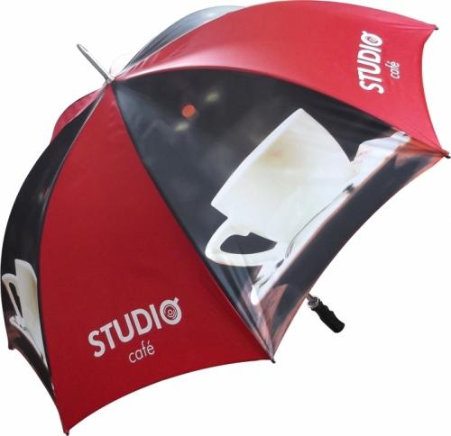 Bedford Silver Umbrella