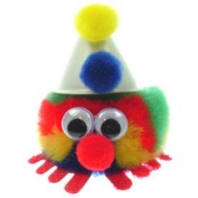 Clown Logo Bug