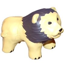 Lion Stress Toy
