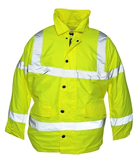 High Visibility Site Jacket