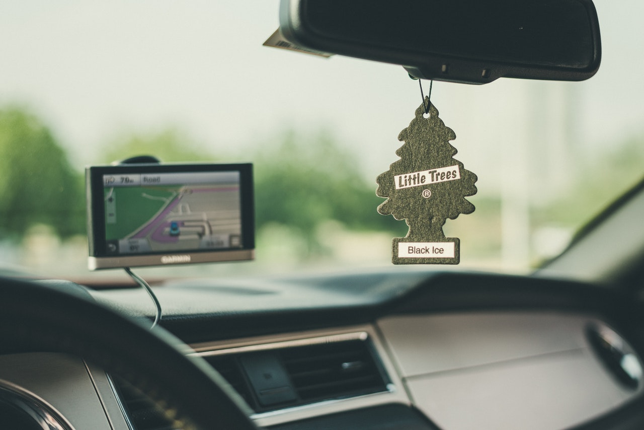 MECHANEX 2019 - branded air freshener