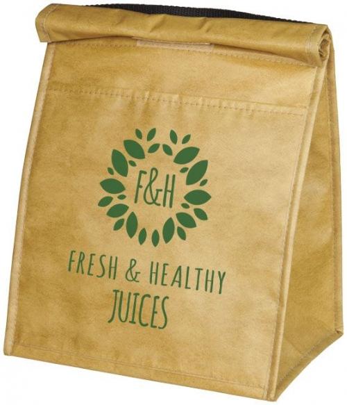 Big Clover Paper Lunch Cooler Bag