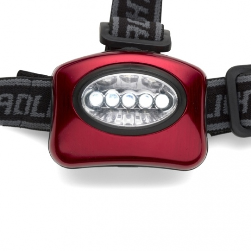 Aluminium Head Torch
