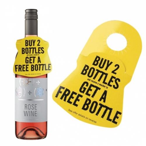 Bottle Neck Promo Sleeve