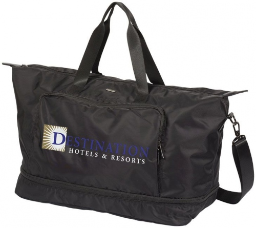 "Stresa 15"" Expandable Laptop Duffel Bag"