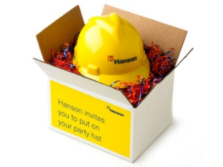 Promotional Hard Hats are Simple But Effective #CleverPromoGifts