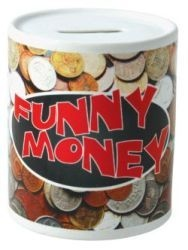 Dye Sublimation Money Box